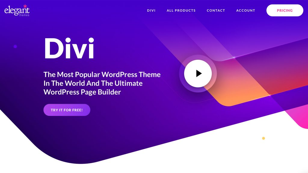 First Divi 4.0 Post - Actually, it's already Divi 4.1 since the inevitable bugs are already being squashed. Pretty powerful, this new theme builder.