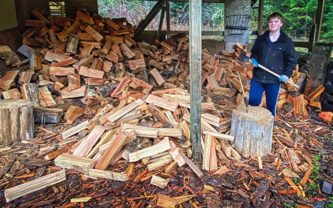 Firewood Therapy